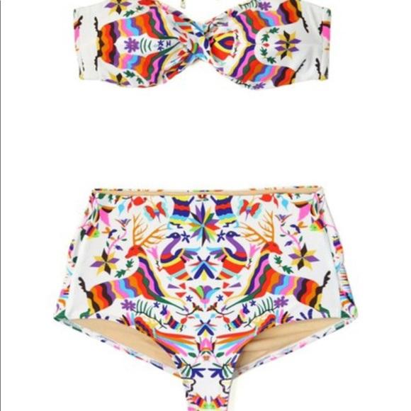 9ba431f5bbb Mara Hoffman Swim | Techno Otomi Animal Print Bikini | Poshmark
